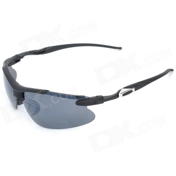 XiDunLang Y943 Outdoor Sports Motorcycle Protection Sunglasses - Black