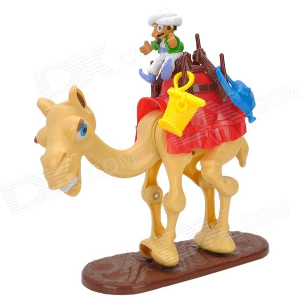DIY Camel Plastic Toy Model Kits for Kids - Multicolored 2017 20pcs plastic doll safety eyes for animal toy puppet making diy craft accessories nov6 15