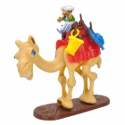 DIY Camel Plastic Toy Model Kits for Kids - Multicolored
