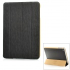 KALAIDENG Protective PU Leather Case for iPad Mini - Black