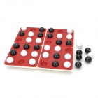 XiaoGuaiDan 0903 Intelligence Training Five-in-A-Row Game - Black + White + Red
