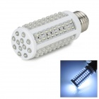 E26 7.5W 840lm 6500K 120-LED White Light Lamp (85~265)