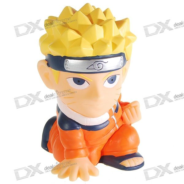 Naruto Figure Series Coin Bank
