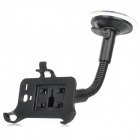 LSON 360 Degree Rotational Car Mount Holder for Samsung I8190 / S3 Mini - Black