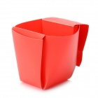Portable DIY Folding Cup - Red