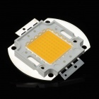 80W 8500lm 3050K Warm White Light Square Shaped Integrated LED Module (DC 33~35V)