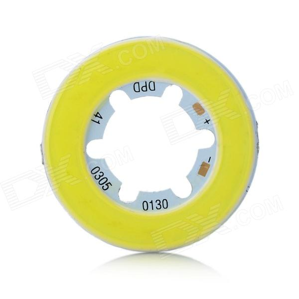 6W 630lm 6000K Cold White Light Round COB LED-modul