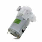 MPX08 Micro Liquid Gear Pump w/ Silicone Tube - White (DC 5V)