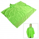 HASKY XQQ-YY-6 3-in-1 Waterproof Oxford Raincoat / Mat for Camping / Cycling + More - Green