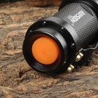 RAYSOON TD331 280lm 3-Mode White Zooming Flashlight w/ Cree XR-E Q5 - Black (1 x 14500 / AA)