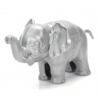 GuangHua 40140 Lovely Elephant Style Plastic Water Gun Toy - Silver Grey