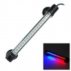 DEEBOW Dee-02 1W T4 RED / Blue LED Elektronische Submerged Lamp