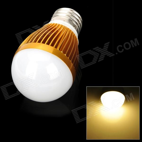 цены на E26 6W 540lm 3500K Warm White 12-SMD 5060 LED Light Bulb - Golden (85~265V) в интернет-магазинах