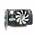 Nvidia GeForce GT610 2GB GDDR3 PCI Express 2.0 16X Graphics / Display Card - Black + White