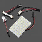 FD1210-48W T10 BA9S Festoon 31~45mm 3W 6000K 280lm 48-LED Reading Lamp