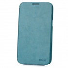 KALAIDENG Protective PU Leather + Super Fiber Case for Samsung Galaxy Note 2 N7100 - Green
