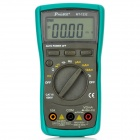 "Pro'sKit MT-1232 2.1"" LCD Digital Auto Multimeter - Green + Grey + Red + Yellow (2 x AA)"