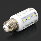 Corn Shape E27 4.5W 168lm 7000K 24-SMD 5050 LED White Light Lamp - White (220V)