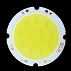 DIY 7W 25V 560lm 6500K White Light COB LED Module - White + Yellow