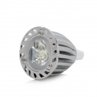 GU5.3 3 х 2 Вт 280lm 6500K 3-LED White Light Bulb (12V)