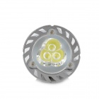 GU5.3 3 x 2W 280lm 6500K 3-LED White Light Bulb (12V)