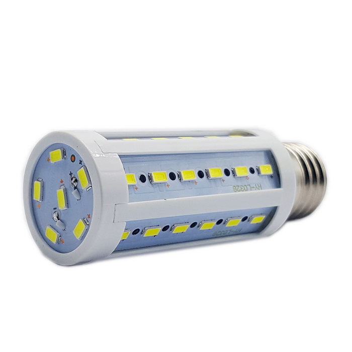 Corn Shape E27 8W 500lm 7000K 42-SMD 5730 LED White Light Lamp