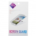 Protective Glossy TPU Screen Protector Guard for Iphone 4 / 4S - Transparent