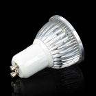 L201229-6 GU10 4W 360lm 6500K Cold White Light 4-SMD LED Lamp