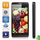 "JIAYU G3 Android 4.0 WCDMA Smartphone w/ 4.5"" Capacitive Screen, Wi-Fi, GPS and Dual-SIM - Black"