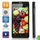 "JIAYU G3 Android 4.0 WCDMA Smartphone w/ 4.5"" Capacitive Screen, Wi-Fi, GPS and Dual-SIM - Grey"