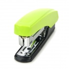Deli 0238-10 Mini Plastic Housing Stapler - Green