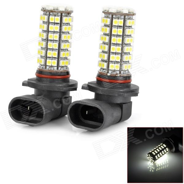 SENCART 9005 5.5W 384lm 6500K 96-3528 SMD LED White Light Car Front Foglight (12~24V) wf90053522 highlight 9005 3w 210lm 1 smd led white light car foglight dc 12v