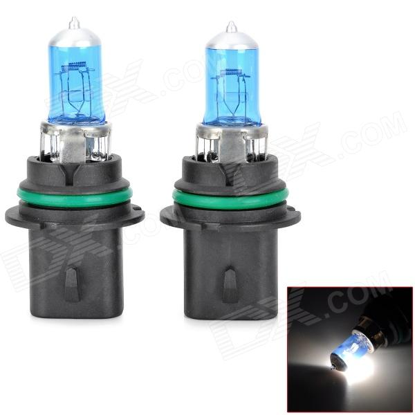 SENCART 9004 100W 1782lm White Light Motorcycle / Car Halogen Lamps / Headlamp / Foglight - (DC 12V)