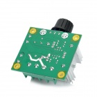 DC 12V~40V 10A PWM Motor Speed Control Switch Governor - Green + Black