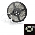 Waterproof 36W 6500K 1800lm 300-SMD 3528 LED White Flexible Lamp Strip Set (12V / 500cm )
