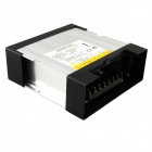 12.5A Rain-Proof Switching Power Supply - Black + Silver (AC 100~240V)
