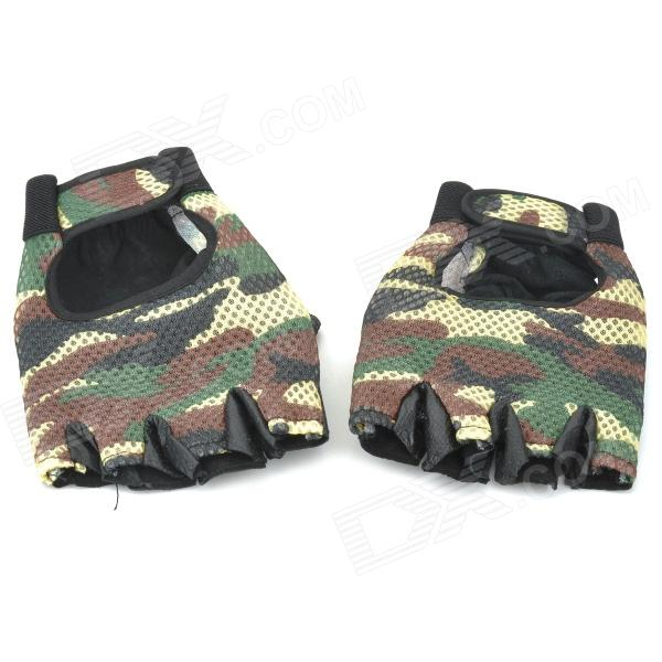 professional-spring-summer-fitness-sports-half-finger-gloves-for-men-camouflage-size-xl-pair