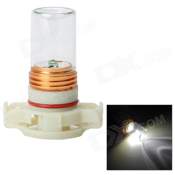 Highlight H16 5W 250lm LED White Light Car Foglight w/ Glass Cover, Cree XPE-Q5 (DC 12~24V) wf90053522 highlight 9005 3w 210lm 1 smd led white light car foglight dc 12v