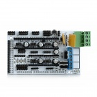 Reprap 3D Ramps Shield V1.4 Motor Driver Module / Expansion Board - White + Black
