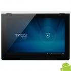 "PIPO Max-M8 9.4"" Capacitive Screen Android 4.1.1 Dual Core Tablet PC w/ TF / Wi-Fi / Camera - Silver"