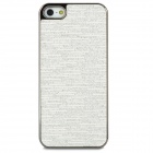Protective PC Plastic Case for Iphone 5 - White
