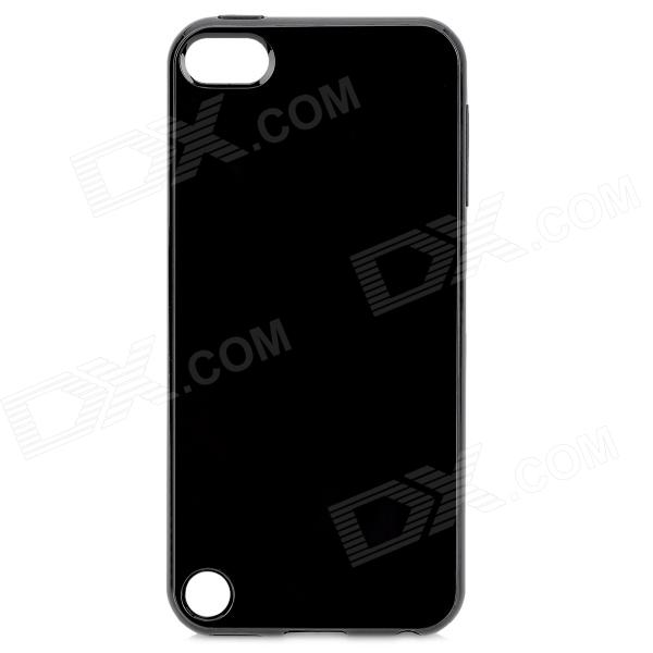 Protective TPU Back Case for Ipod Touch 5 - Black