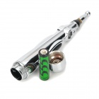 Laser Circulation Meridians Energy Pen - Silver (1 x AA)