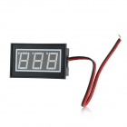 "Voltímetro digital V56D DIY 0,56 ""3-Digit LED rojo - Negro + Blanco (2,5 ~ 30V)"