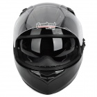 Cool Tanked Racing T-122A Outdoor Sports Racing Helmet - Black (Size XL)