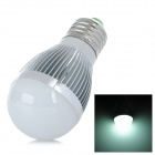E27 5W 500lm 6500K 10-5630 SMD LED White Light Bulb Lamp (AC 85 ~ 245V)