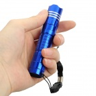 Small Sun ZY-576 LED 20lm White Flashlight - Blue (1 x AA)