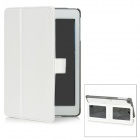ENKAY ENK-3301 Protective PU Leather Cover Case for iPad Mini - White