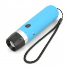 Forest Tiger SLH-H802 100lm 3-Mode White Hand Crank Flashlight w/ CREE-XP-E Q3 - Blue