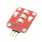 OJ-CG306 7~8lm 6000K LED White Light Module - Red